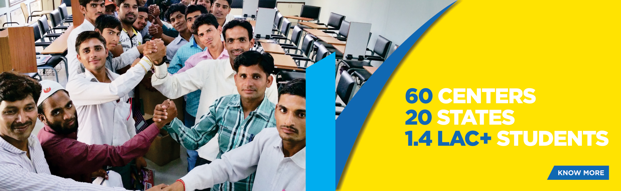Tata STRIVE Students, Aligarh